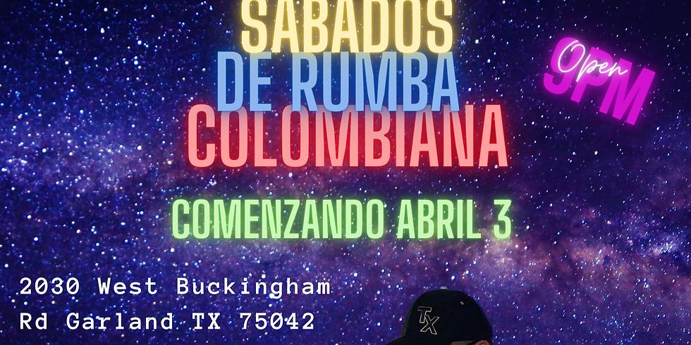 Sabado de Rumba Colombiana