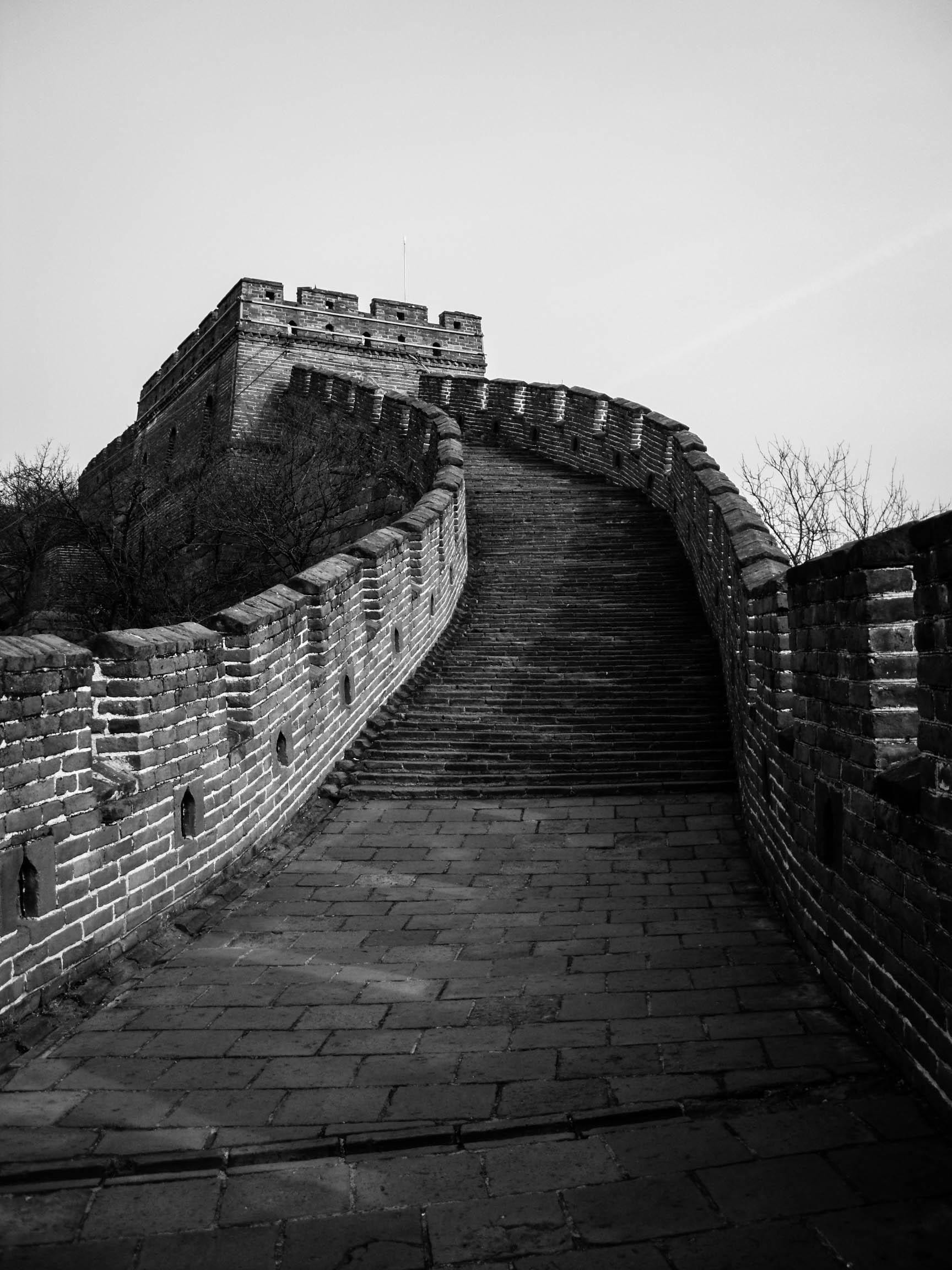 great wall, great wall of china