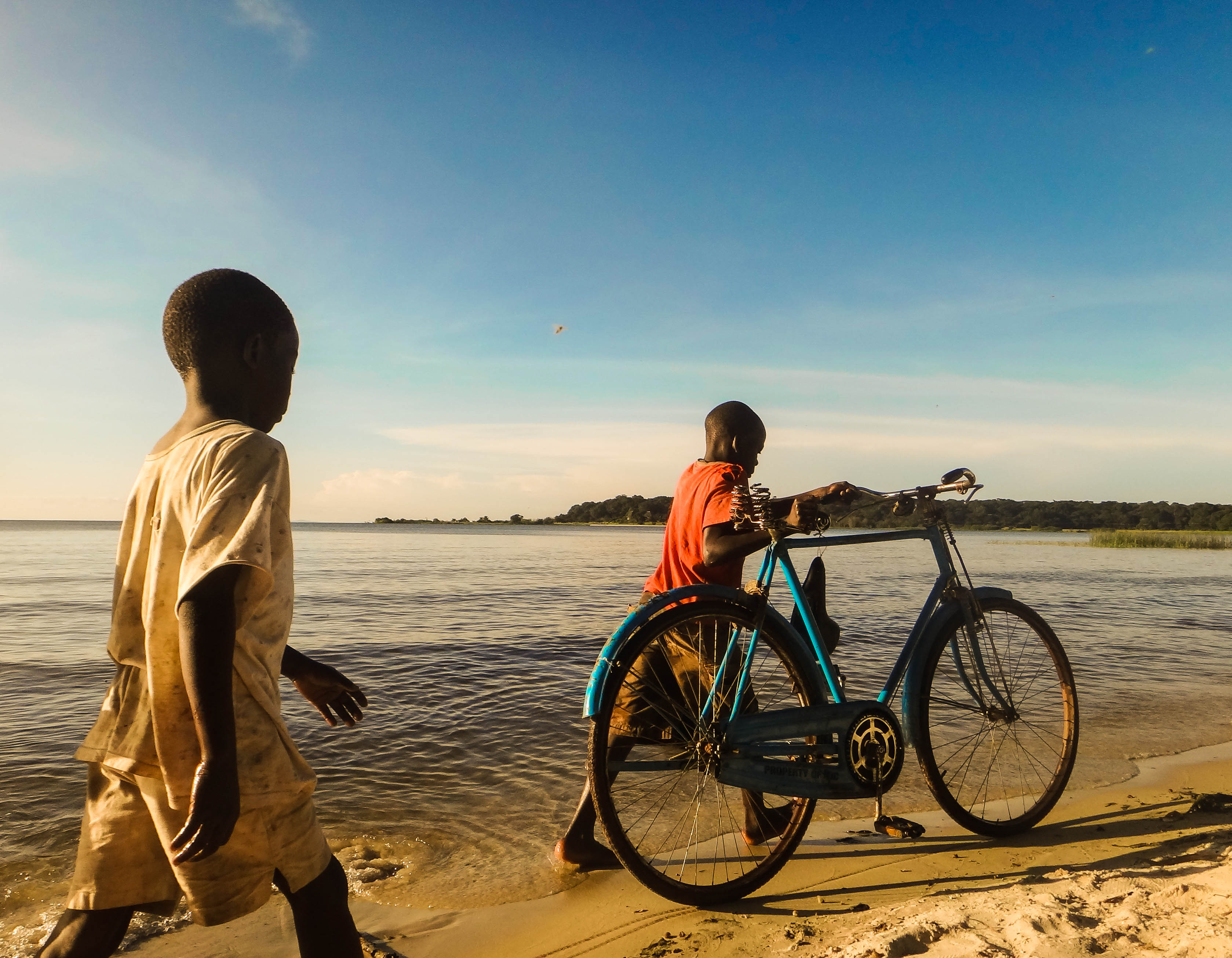 Uganda, ssese islands, lake victoria