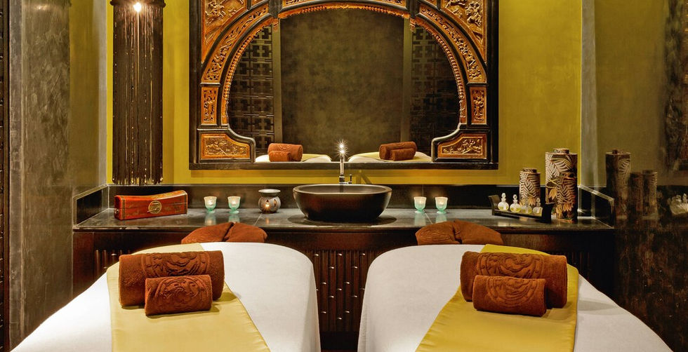 Descoperiți facilitățile spa ale hotelului nostru din Dubai