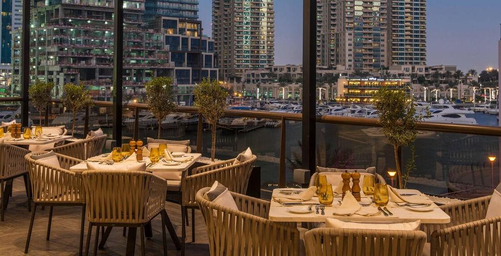 Explorați restaurantele noastre atrăgătoare din Dubai