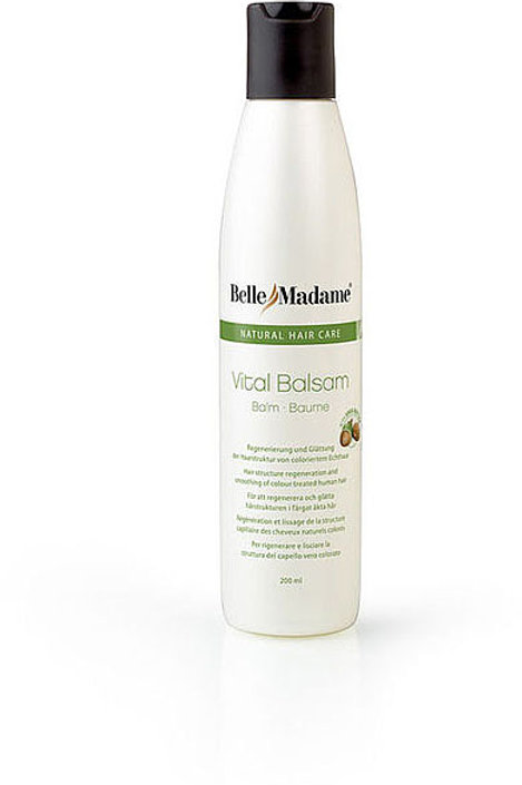 BELLE MADAME Vital Balm for  Natural Hair Care