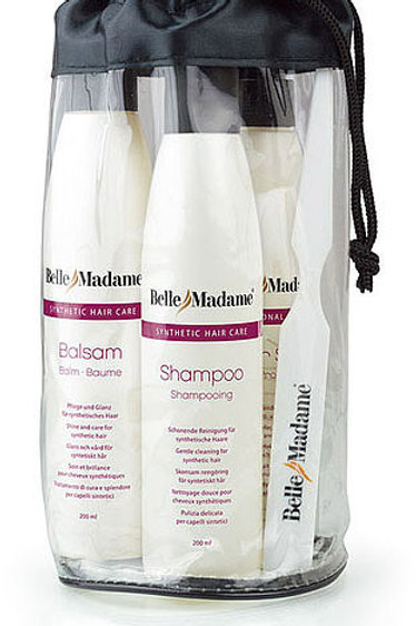 BELLE MADAME Care Set for Synthetic Hair Care