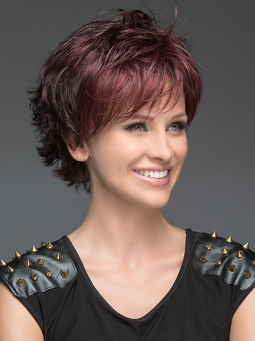 Open   Perucci   Synthetic Wig