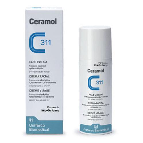 Ceramol 311 Crema facial 50 ml