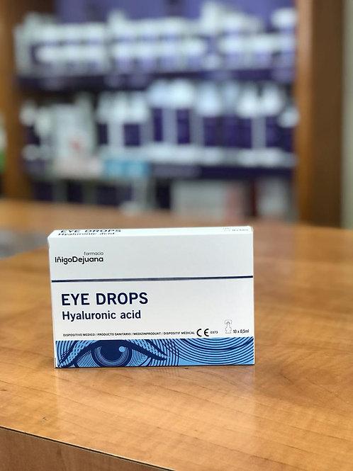 HYALU-GOTAS oculares monodosis