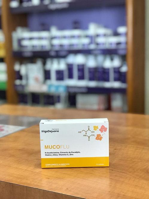 muco-flu 300 12 sobres