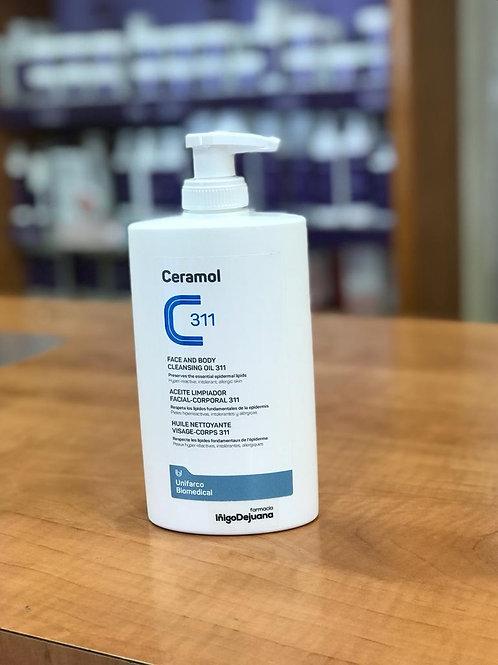 Ceramol 311 Aceite-detergente 400 ml