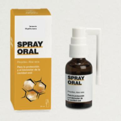 Spray oral propóleo garganta 30 ml