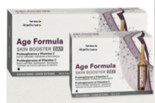 Age fórmula skin booster day 30 ampo