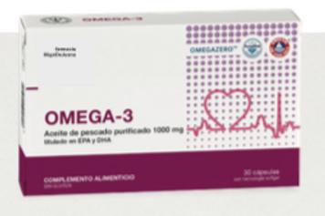 Omega 3 EPA+DHA 30 caps