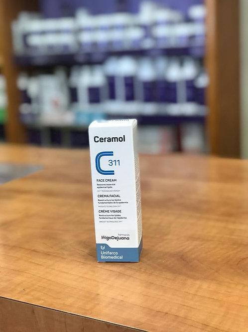 Ceramol 311 gel facial 50 ml