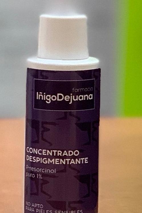 Concentrado despigmentante resorcinol 30ml
