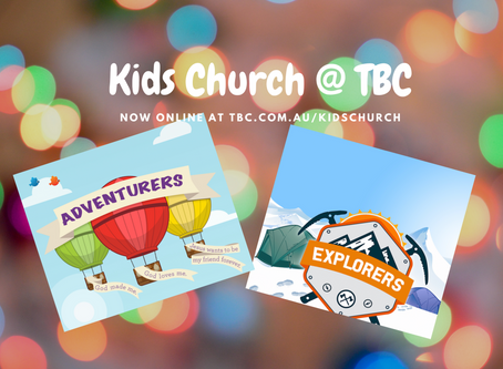 Kids Church @ TBC