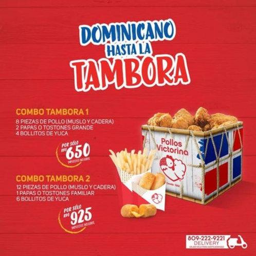 Pollos Victorina – Dominicano Hasta la Tambora!