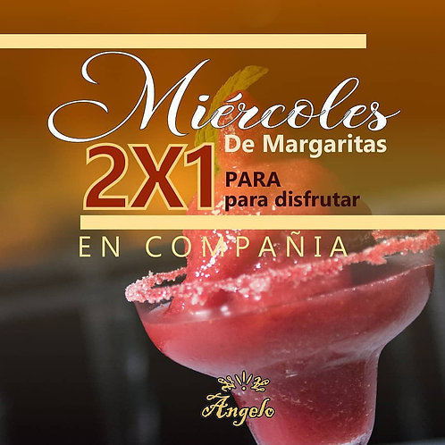 Ristorante Angelo 2x1 Margaritas