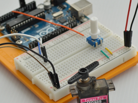 How to Control a Servo with Arduino