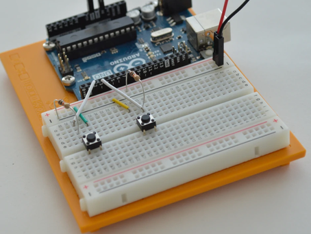 How to Use Digital INPUT and INPUT_PULLUP on Arduino
