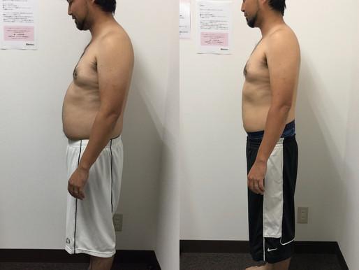 35歳・男性 モニタートレーニング!