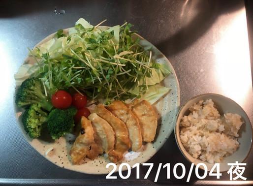 【モニタートレーニング】食事管理の方法