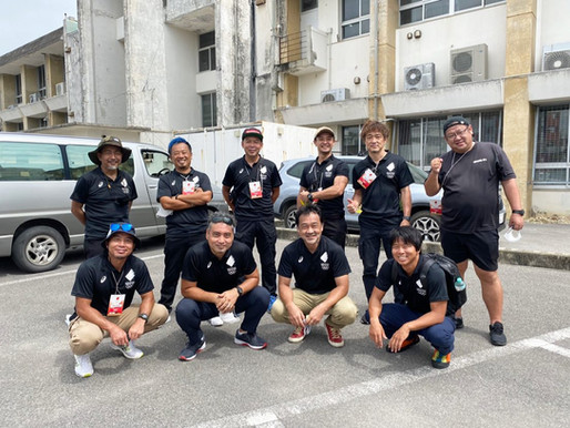 東京五輪2021 聖火ランナーのサポートで参加!