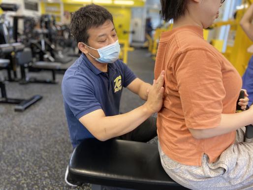 【ビルパニ会員様限定】谷口先生のパーソナルトレーニング