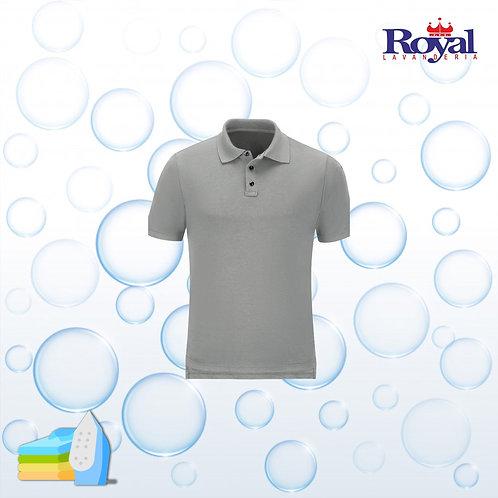 Solo Planchado de Polo-Shirts