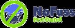 No Fuss Pest Control Logo