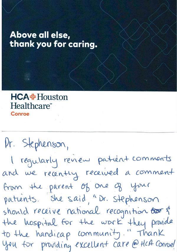 HCA CARD