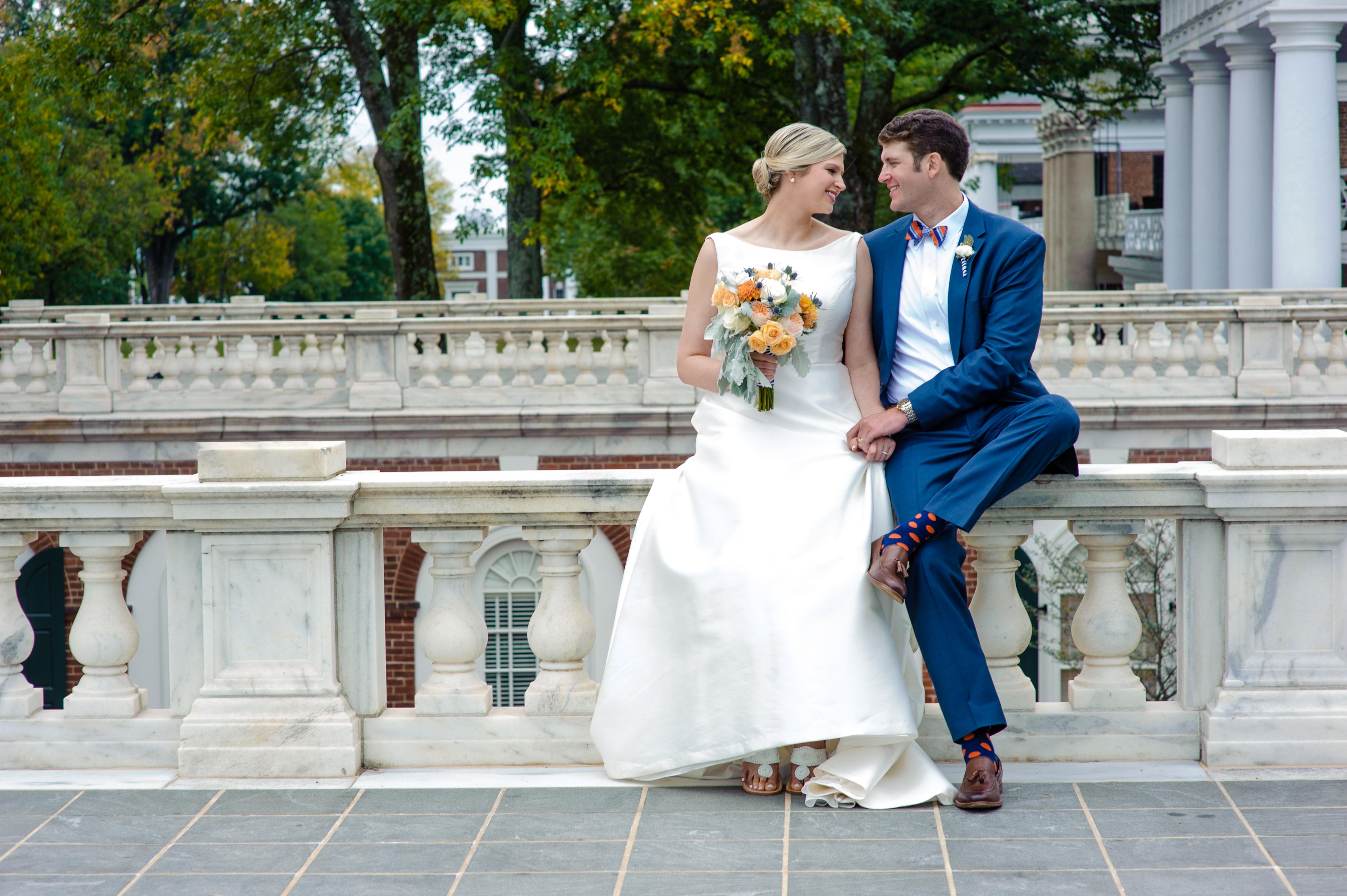 Wedding-at-UVA-campus