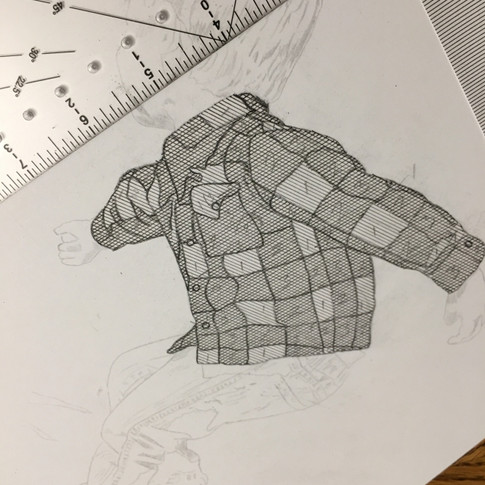 Keeping track of all the crosshatching