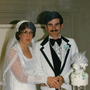 We were teenage sweethearts 40 years ago
