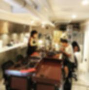 Ayaka Nishi Jewelr Design School Studio view