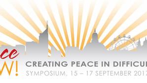 Joining Peace Now Symposium Vienna