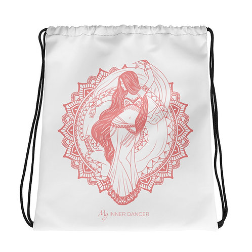 Inner Goddess Drawstring Bag