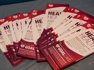 The Heart to Heart Concert 25% of net income will support The American Heart Association!