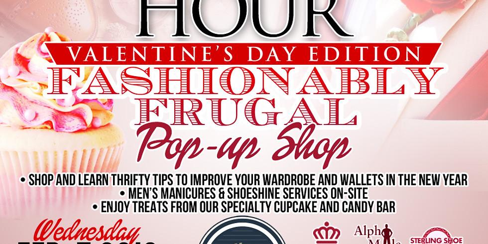 Dapper Hour: Fashionably Frugal