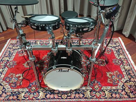 電子ドラムPearl e/MERGE powered by KORGが導入されました!