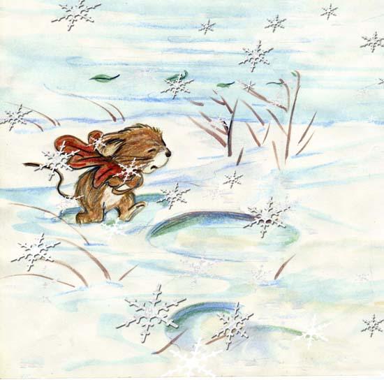 Christmas Wish Illustration