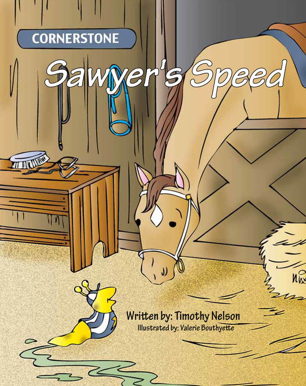 Sawyer's Speed - Coming soon!