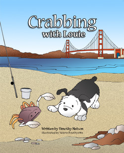 Crabbing with Louie