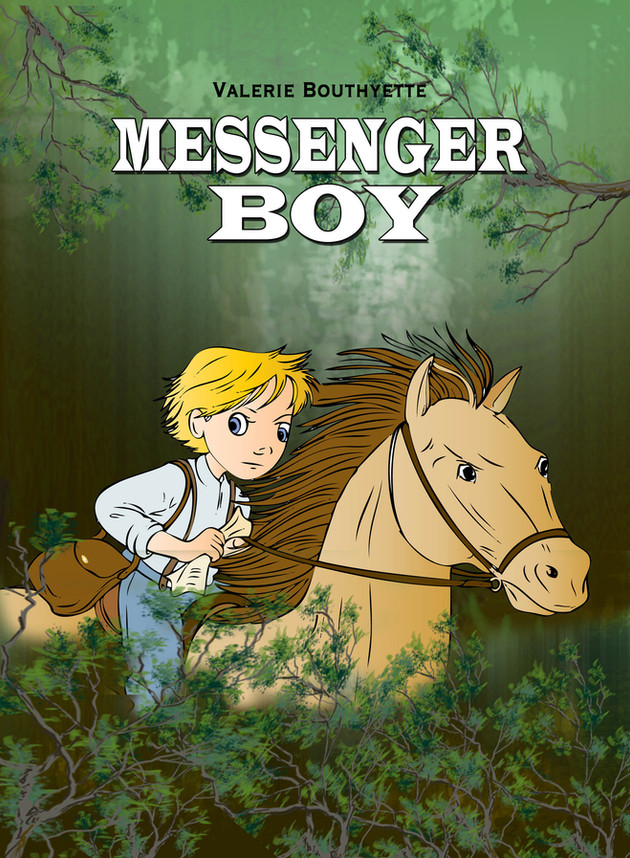Messenger Boy - Coming in Print soon!