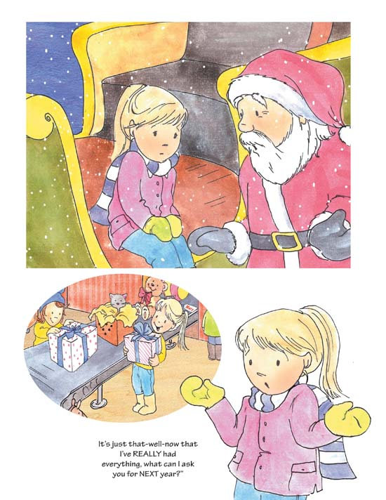 Santa's Christmas Present