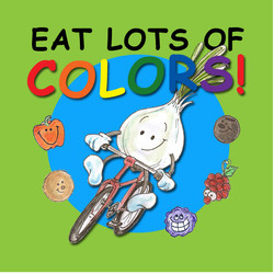 Eat Lots of Colors Cover
