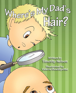 Where's My Dad's Hair Cover