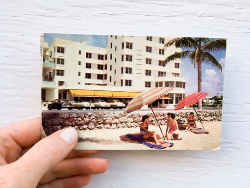 Souvenirs de vacances