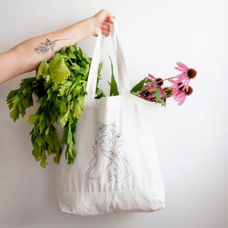 sac réutilisable