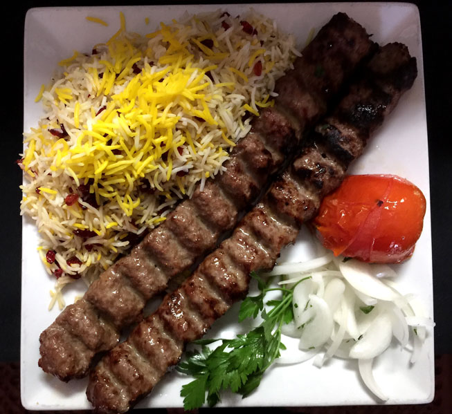 Koobideh-with-Zereshk-Polo