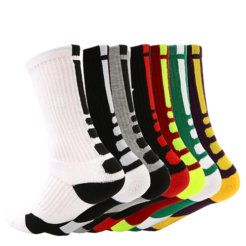 The Elite Crew Sock