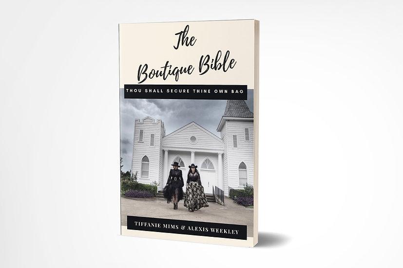 THE BOUTIQUE BIBLE